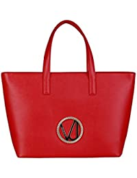 Versace Jeans - Bolso al hombro para mujer rojo rojo