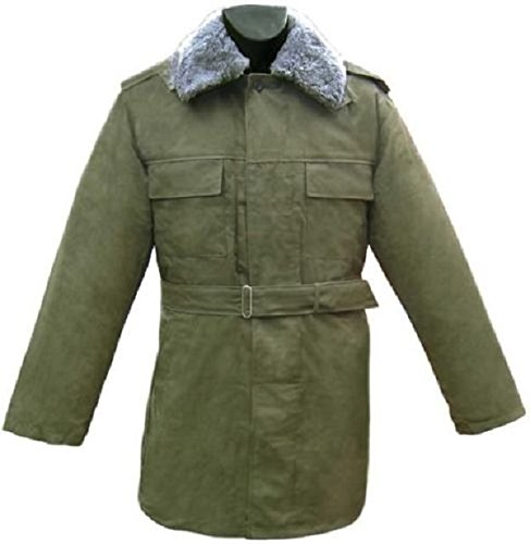 Czech Army Winteranorak 2014/15 grün - grün
