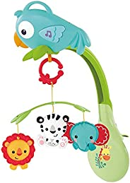 Fisher-Price Móvil, Juguete de Cuna proyector para bebé (Mattel CDN4)