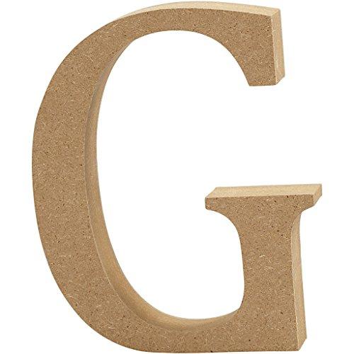 creativ-g-mdf-buchstabe-braun-13-x-2-cm