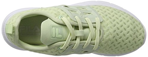 Fila Damen Base Powerbolt 2 Low Wmn Sneaker Grün (Clearly Aqua)