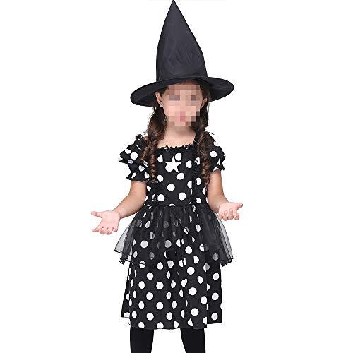 kMOoz Halloween Kostüm,Outfit Für Halloween Fasching Karneval Halloween Cosplay Horror Kostüm,mädchen Kleidet Halloween Kinderkleidung Kinder Cosplay - Einzigartige Partner Kostüm