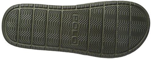 Polo Ralph Lauren Romsey Diapositive Sandal Olive Camo/Olive