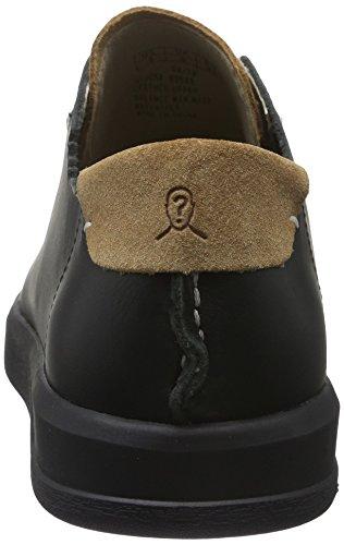 Ohw? Deacon, Baskets Basses Noires Pour Homme (schwarz (noir / Noir))