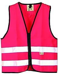 Salzmann 30037RXS - Chaleco para niños, color rosa, talla XS