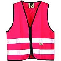 Salzmann 30037RS - Chaleco para niños, Color Rosa, Talla S