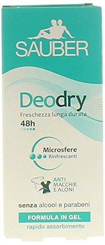 Deo Dry Sauber 25 Ml Tubo