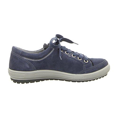 Legero  615-79, Chaussures de ville à lacets pour femme indaco