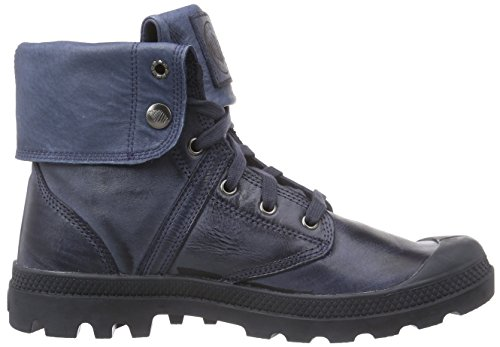 Palladium Pallabrouse Baggy L2 Herren Desert Boots Blau (Navy/Total Eclipse 488)