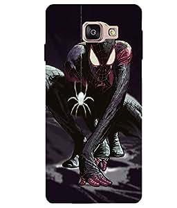 Citydreamz Spiderman Hard Polycarbonate Designer Back Case Cover For Samsung Galaxy A5 2016 Edition