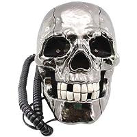 Novedad ojos LEDs intermitentes Rústico Calavera Con cuerda / Con alambre País Línea Teléfono (sin red funciona)