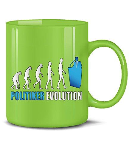 POLITIKER EVOLUTION 4667(Grün-Blau)