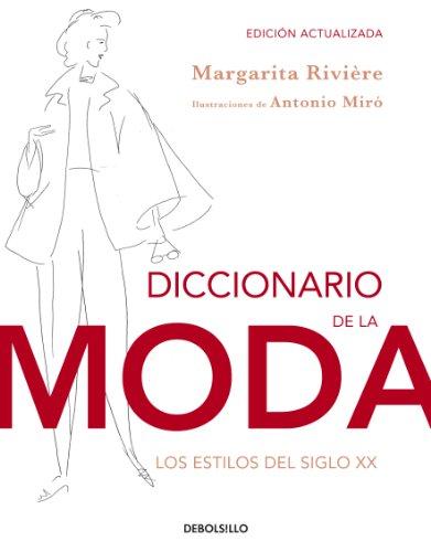 Diccionario de la moda (edición actualizada) por M RIVIERE