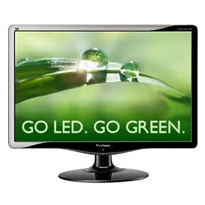 """Viewsonic LED LCD VA2231wm-LED 22"""" Full HD Mat Noir écran plat de PC - écrans plats de PC (55,9 cm (22""""), 1920 x 1080 pixels, LED, 5 ms, 250 cd/m², Noir)"""