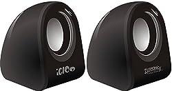 Zebronics Igloo 2.0 Multimedia Bluetooth Speaker (Black)