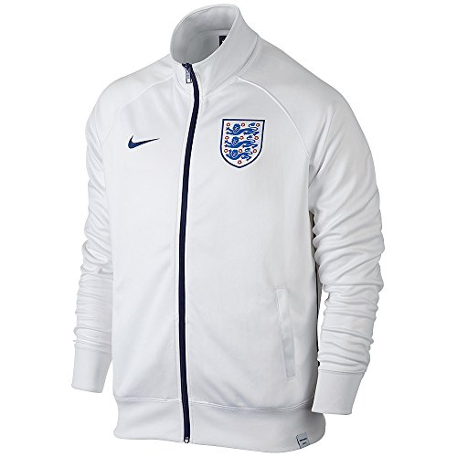 Nike Équipe de Football d'Angleterre 2015/2016 cORE tRAINER veste officiel homme