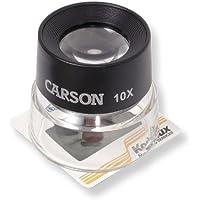 Carson Lupa de Contacto LumiLoupe de 10x