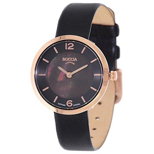 Boccia Damen-Armbanduhr 3266-03
