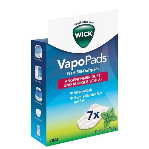 Wick Vapopads 7 Menthol P 1 Pck