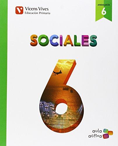 Sociales 6 Andalucia (aula Activa) - 9788468230849