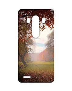 Mobifry Back case cover for LG G3 Mobile ( Printed design)
