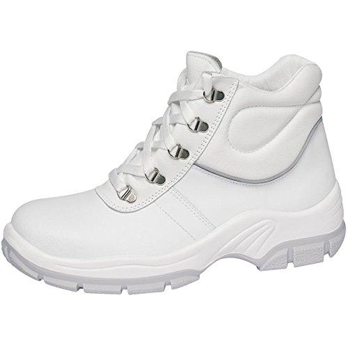 Abeba 1630-41 Protektor Line Chaussures de sécurité bottes Taille 41 Blanc