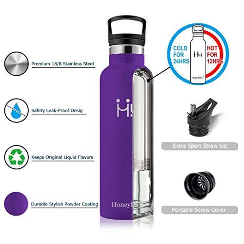 Zoom IMG-3 honeyholly bottiglia d acqua in