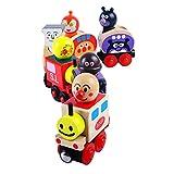 Regard Kinder Magnetic Cartoon-hölzerne Serie Auto-Spielzeug-Bunte Kinder Recognition Frühe Lernspielzeug