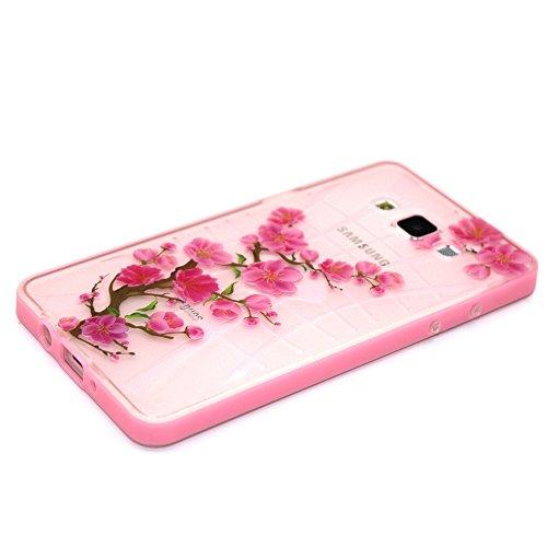 Voguecase® Pour Apple iPhone 6/6S 4.7, Noctilucent TPU Silicone Shell Housse Coque Étui Case Cover (Stripe/ancre)+ Gratuit stylet l'écran aléatoire universelle Pommetier