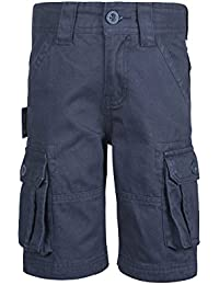 Mountain Warehouse Short Enfant Garçon Ado Bermuda 100% Coton Style Cargo