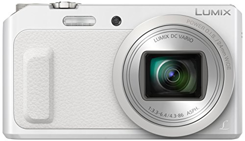 Panasonic Lumix DMC-TZ57 ( 17.5 Megapixel,20 -x opt. Zoom (3 Zoll Display) )