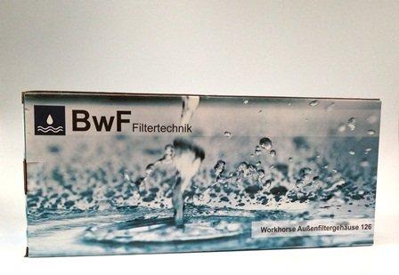 1″ ZOLL Anschluss (2,54cm) GEHÄUSE + LEERKARTUSCHE ZUM BEFÜLLEN Hauswasserwerk Wasserfiltergehäuse Wasser Brunnenwasser Regenwasser Filteranlage Wasserfilter Wasserfilteranlage Filter Osmose Osmoseanlage Vorfilter - 3
