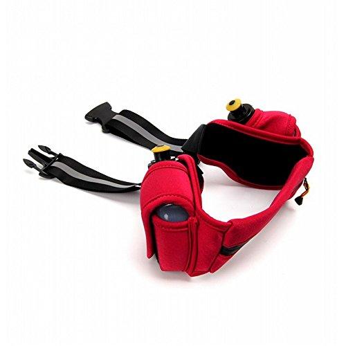 ChenBing Lauftasche mit elastischem Bund Multifunktionale Outdoor Sports Purse Pure Farbe Mode Komfortable Handset Paket Tauch Tasche Atmungsaktive Radtasche
