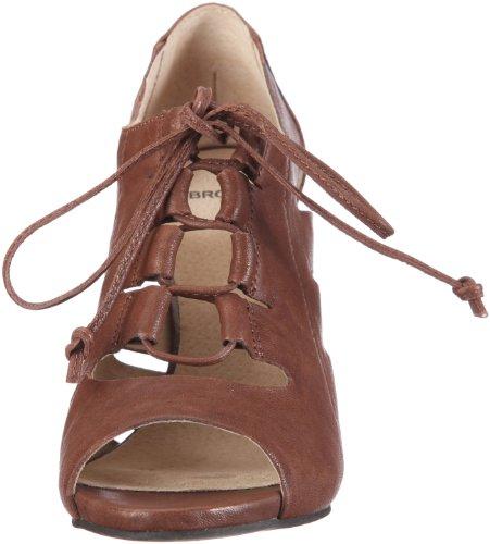 Bronx Coral 37 83724-A4, Sandales mode femme marron/cacao
