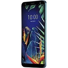 """LG K40 Smartphone avec écran LCD de 5,7"""", mémoire Interne de 32 Go, mémoire RAM de 2 Go, système d'exploitation Android 8.0 (reconditionné)"""