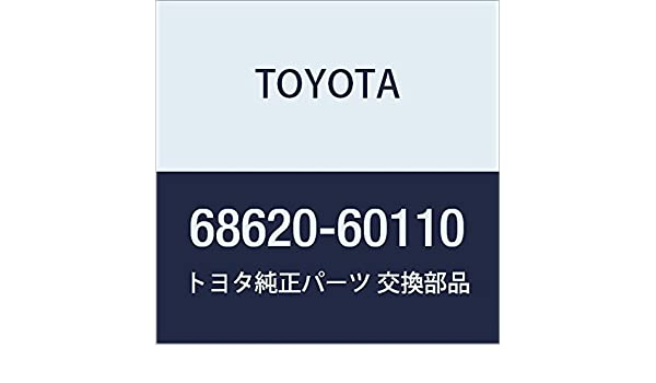 Toyota 68620-60110 Door Check Assembly