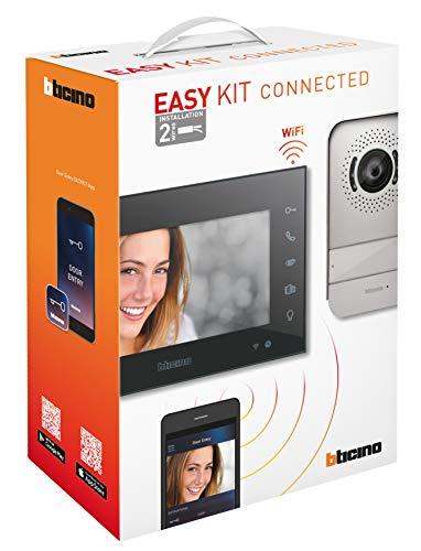 Bticino 318015 Easy - Kit de videoportero conectado