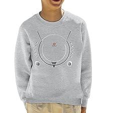 Cloud City 7 Sega Dreamcast Gaming Console Kid's Sweatshirt
