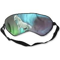 Sleep Eye Mask Horse Dreamy Lightweight Soft Blindfold Adjustable Head Strap Eyeshade Travel Eyepatch preisvergleich bei billige-tabletten.eu