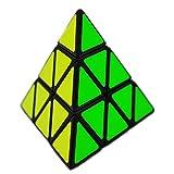 MEISHINE Profesional Pirámide Cubo Mágico – Pyraminx Mágico Cubo de la Velocidad Cubo Mágico Inteligencia Juego de Puzzle Cube Magic Speedcube