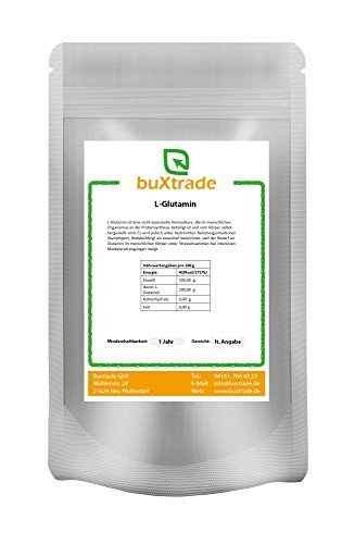 Buxtrade L-Glutamin
