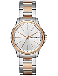 Armani Exchange Analog Silver Dial Women's Watch - AX4363