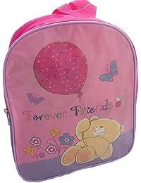 Preisvergleich für Forever Friends Pretty Pink Mädchen-Rucksack