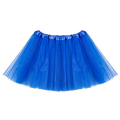NUREINSS -  Sottogonna  - Donna blu royal