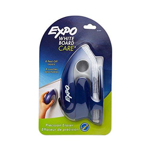 Preisvergleich Produktbild Dry Erase Precision Point Eraser with Replaceable Pad, Felt, 9 3/4w x 3 1/4d