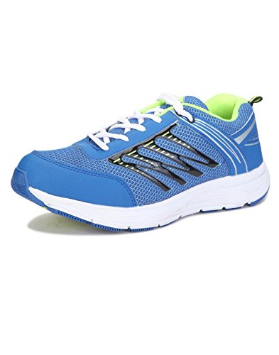 Yepme Men's Multi-Coloured Synthetic Nordic Walking Shoes (YPMFOOT9737_10) - 10 UK  available at amazon for Rs.899