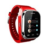 #6: AutumnFall W1 Bluetooth Smart Watch Wristwatch Phone with Touch Screen keypad for Watch Cell Phone