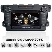 REALMEDIA Mazda CX-7 Bose Sound OEM Einbau Touchscreen Autoradio DVD