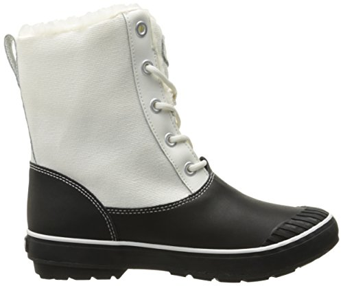 Keen Damen Boots Elsa Boot WP W Star White/Black