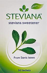 اقراص ستيفيانا المحلية - 50 كيس، 125 غرام